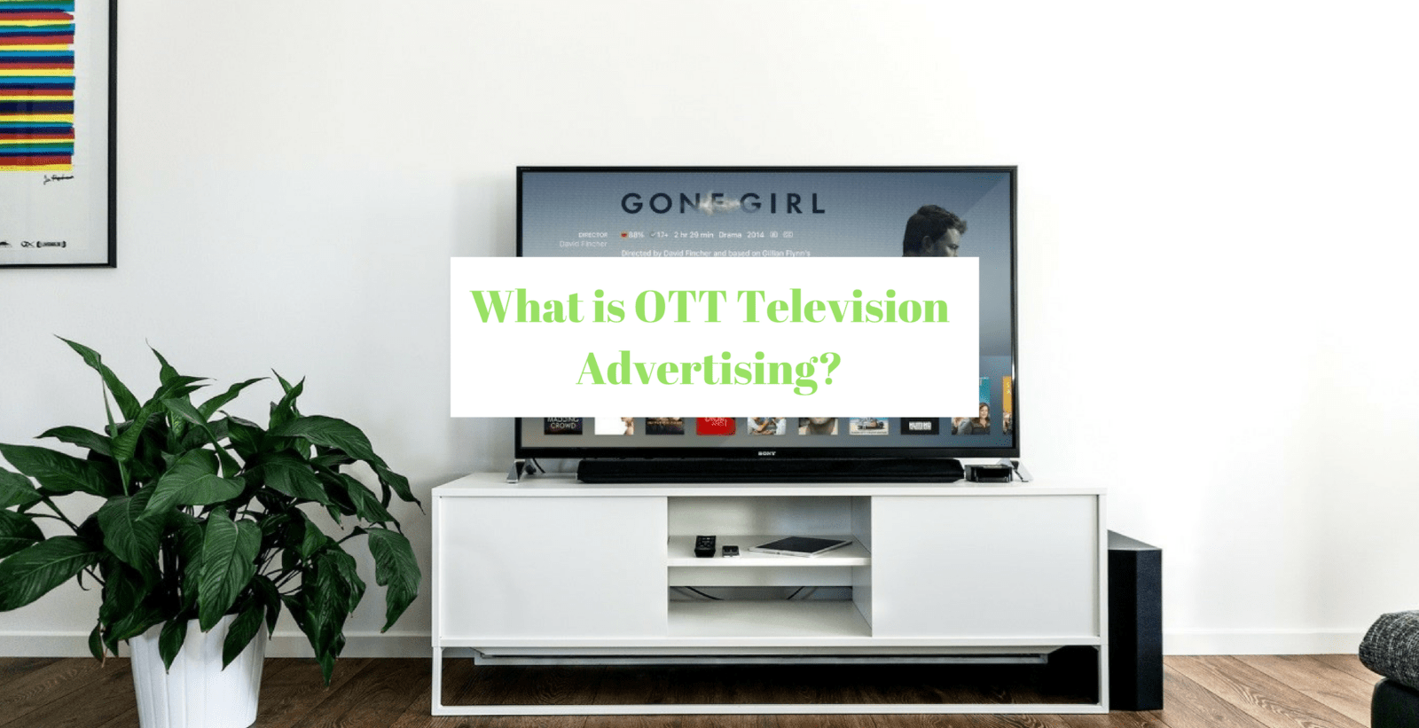 How can I advertise on OTT in pittsburgh and nationwide?